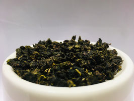 China Oolong | 鐵觀音