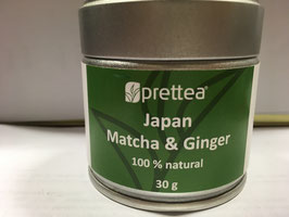 Matcha & Ginger