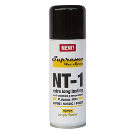NANOX NT-1 - SUPREME Wax Spray -200 ml