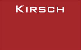 "Flauschy® Terrassendecke ""KIRSCHE"""