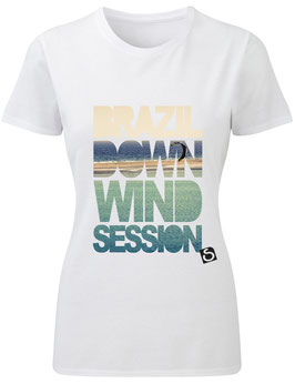 T-Shirt Brazil Downwind Session