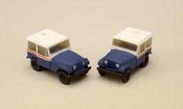 Jeep DJ5 USPS