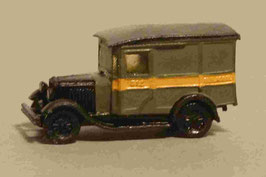 Ford Model A US-Mail