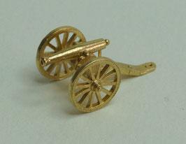 US Civil War Kanone aus Messing oder Bronze