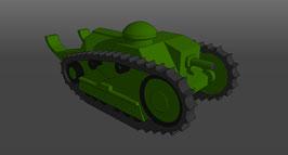 Ford 3ton Panzer