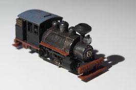 Industrial 0-6-0 Steam Engine