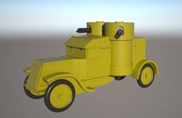 Austin Putilov Panzerwagen
