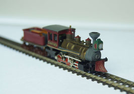 Dampflokomotive 0-6-0 Santa Cruz