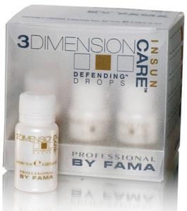 Солнцезащитные капли для волос INSUN Care BY FAMA