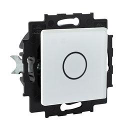 Sprachgesteuerter Lichtschalter - SLS6E ohne Rahmen in weiß oder schwarz