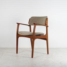 Paire de fauteuils danois d'Erick Buck Mobler, 1960