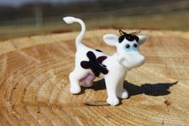 Muh die Kuh 5 cm Weiß/Schwarz