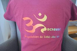 Shirt Nr. 11  -----Frauengröße L, Rückendruck