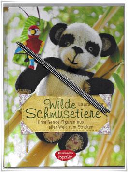 Handarbeitsbuch *Wilde Schmusetiere* Afrika