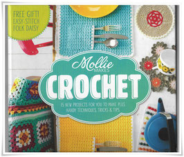 Handarbeitsbuch *Molli makes Crochet* Afrika
