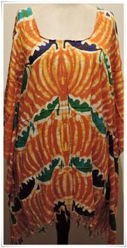 Tunika/Bluse *Manangeu na rangi* Gr. XL,  Afrika