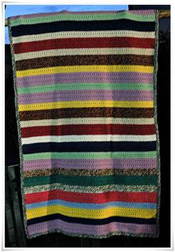 Häkel-Decke *Pambana na rangi* Afrika
