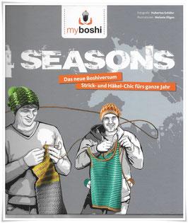 Handarbeitsbuch *Myboshi - 4 Seasons* Afrika