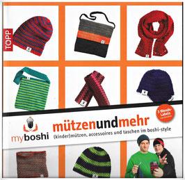 Handarbeitsbuch *Myboshi - Mützen und mehr* Afrika