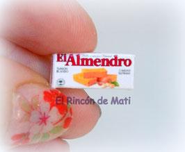 EL ALMENDRO, TURRÓN DE JIJONA