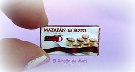 MAZAPÁN DE SOTO