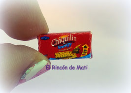 CHIQUILÍN ENERGY GALLETAS