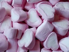 Vanille-Erdbeer Herzen