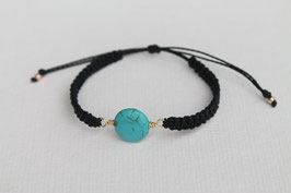 Black-Turquoise Pearl