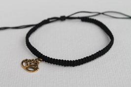 Black Lotus (Fußkettchen)
