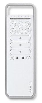 elero VarioCom 6-Kanal-Handsender mit Umschaltung Hand-/Automatikbetrieb 28.445.0001