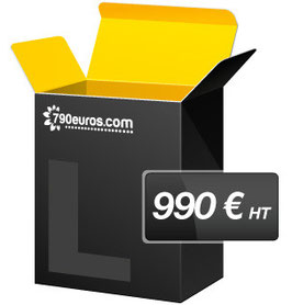 Pack 990 euros
