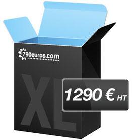 Pack 1290 euros