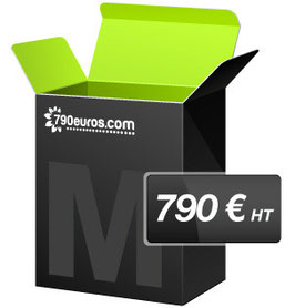 Pack 790 euros