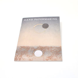 Hand Papermaking, Summer 2019, Volume 34, Number 1