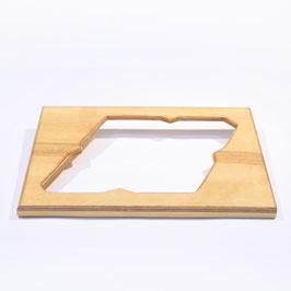 Umschlagdeckel für DIN A4-Siebe