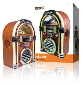 Tischradio Jukebox FM / AM CD Braun
