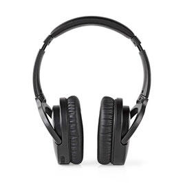 Funkkopfhörer | Bluetooth® | Over-Ear | Aktive Lärmkompensation (ANC) | Schwarz
