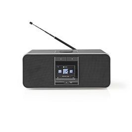 Internetradio | 42 W | DAB+ | UKW | Bluetooth® | Schwarz