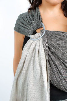 neko Ring Sling Basic Black SEA