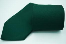 Krawatte einfarbig grün für Schützengruppe, Spielmannszug, Tambourcorps, Fanfarencorps