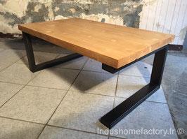 Table basse industrielle East Side