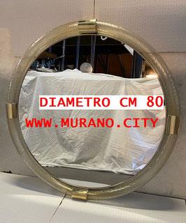 Specchio veneziano Torchon | Torciglione