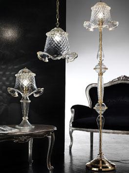 Veneziano Originale:  lampade  da tavolo classiche in vetro di Murano