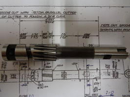 M2723x4  oilpump plunger