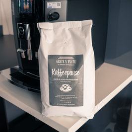 Kaffeepause - Grate N' Plate Hausmischung
