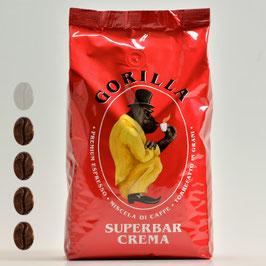 Espresso Gorilla Superbar Crema