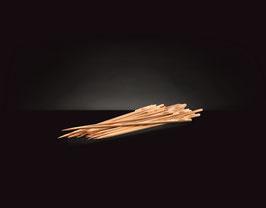 Napoleon Holz-Spieße aus Bambus lang (30 Stück)