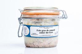 Foie Gras de Canard entier du Gers Mi-Cuit 300g