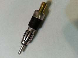 Motorola male to SMA  female RF adapter