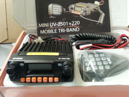 New Tri band 25 watt mobile